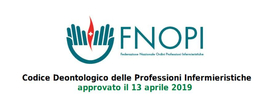 Codice deontologico FNOPI 2019