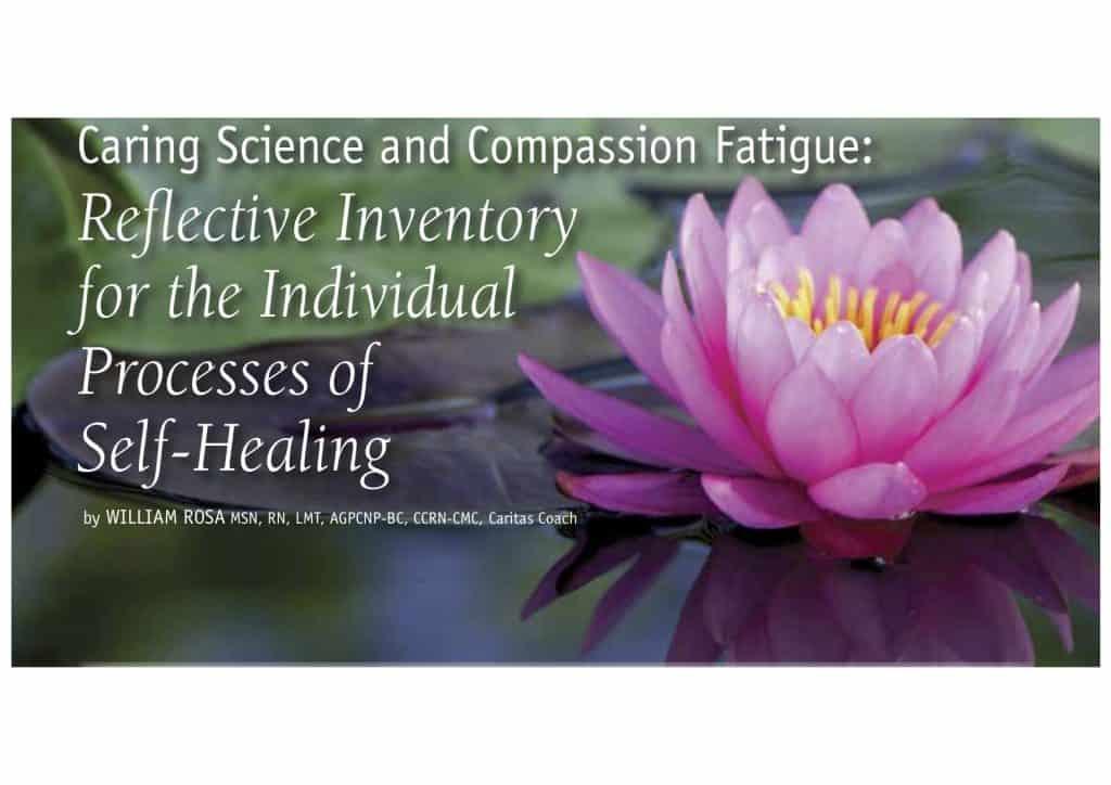 Fatigue da compassione