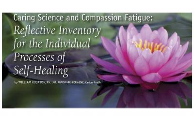 """La scienza della cura e la """"Fatigue da compassione"""". Uno strumento di auto-guarigione"""