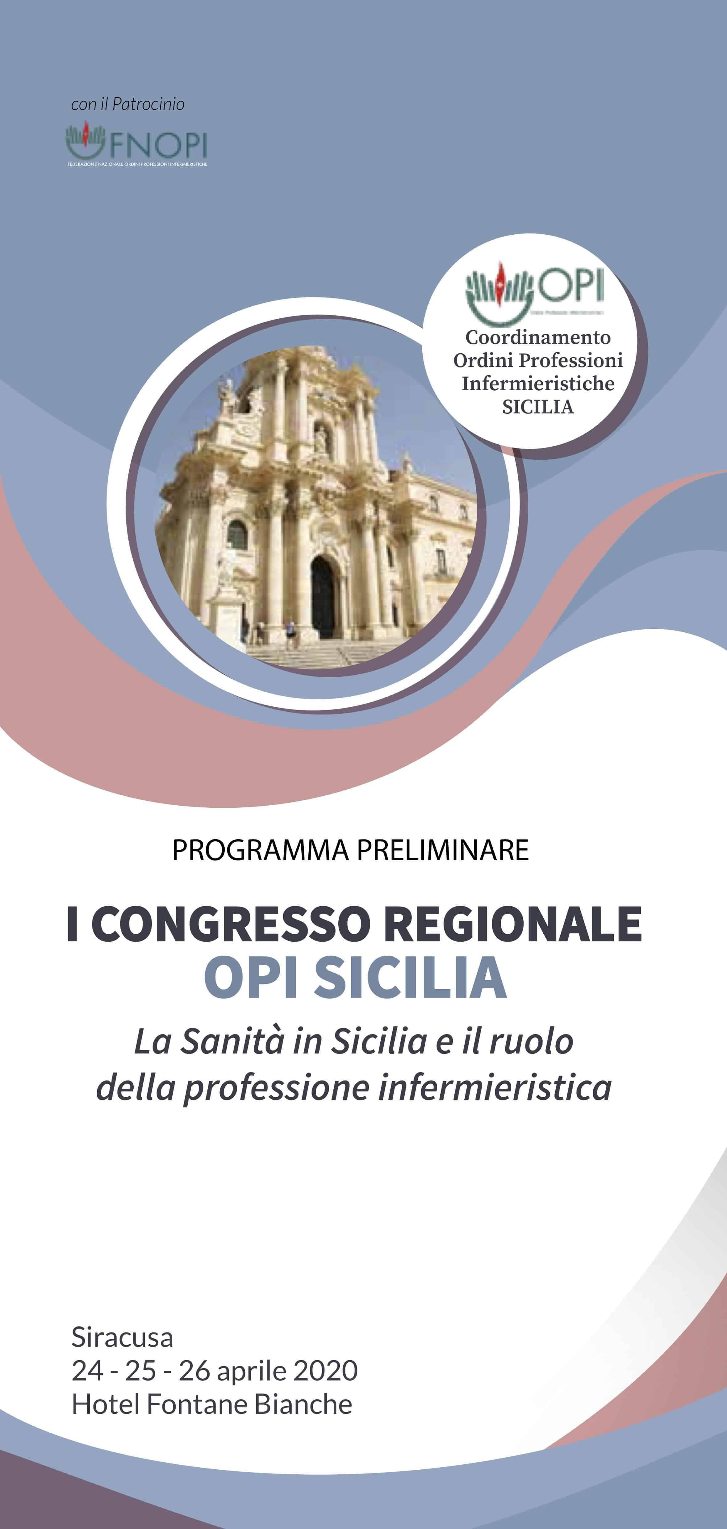 congesso opi sicilia 2020